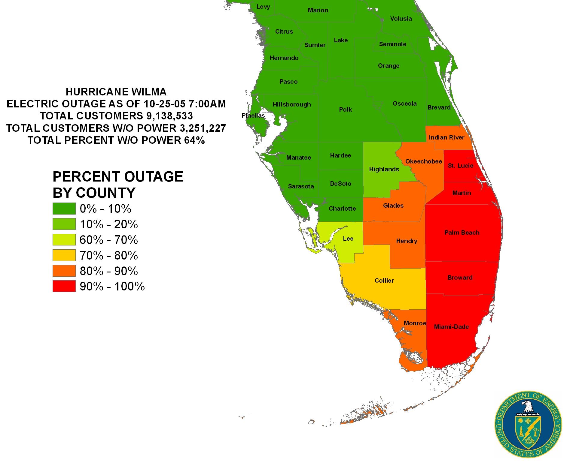 Hurricane Risk Map Florida.Iser Gulf Coast Hurricanes