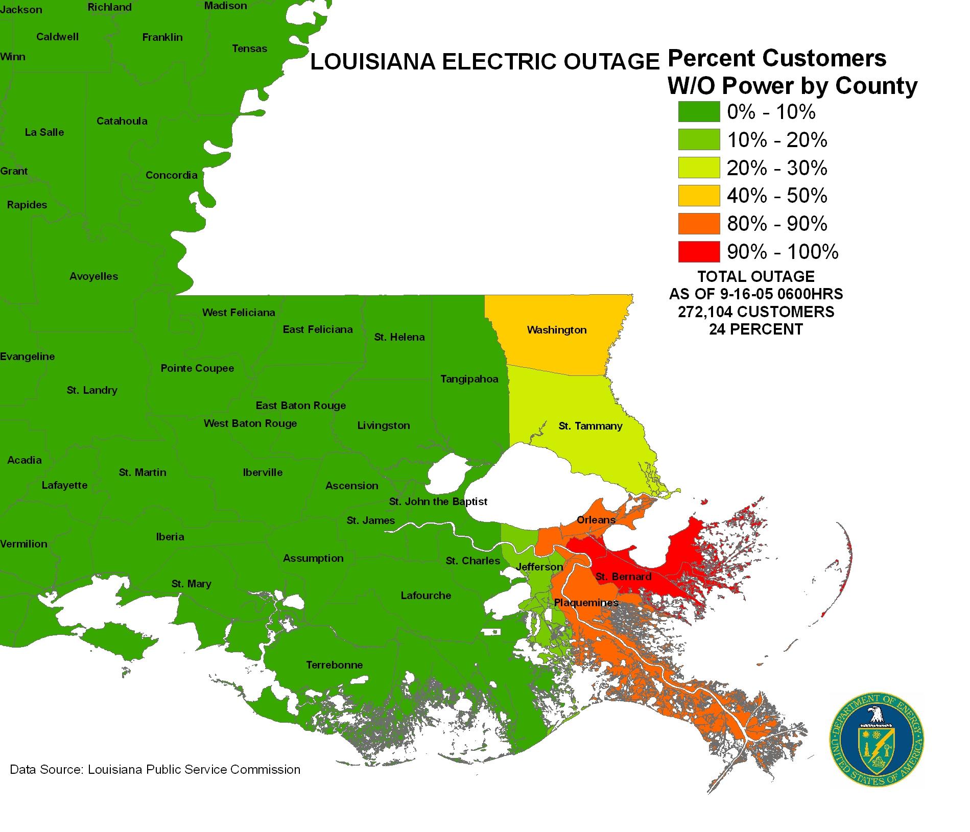 Iser Hurricane Katrina